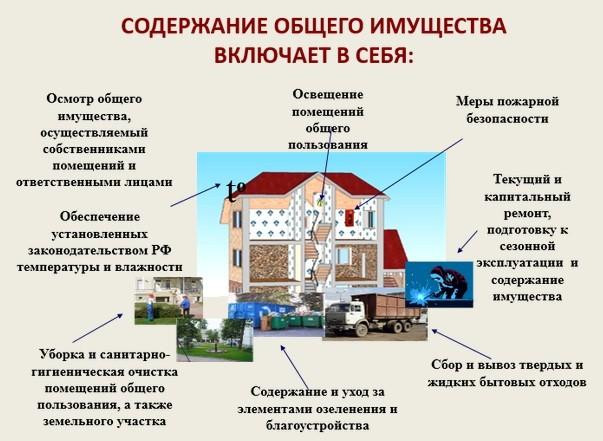 доме. в общее шпаргалка собственников имущество многоквартирном 15.
